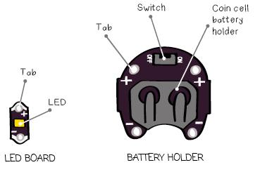 LED_BatteryHolder